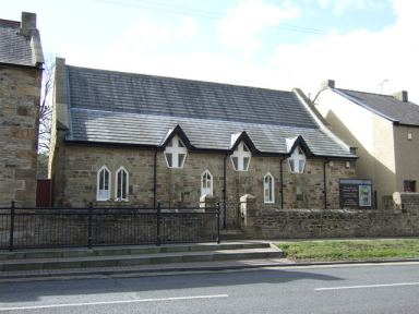 Burnopfield Methodist Church (Copyright J Thomas - http://www.geograph.org.uk/profile/35313 -  and licensed for reuse under this Creative Commons Licence - http://creativecommons.org/licenses/by-sa/2.0/)