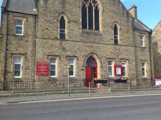 Trinity Methodist Church (Blaydon)