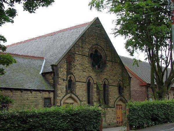 Strathmore Road Methodist Church (Rowlands Gill)