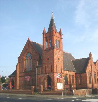 Whitehall Road Methodist Church
